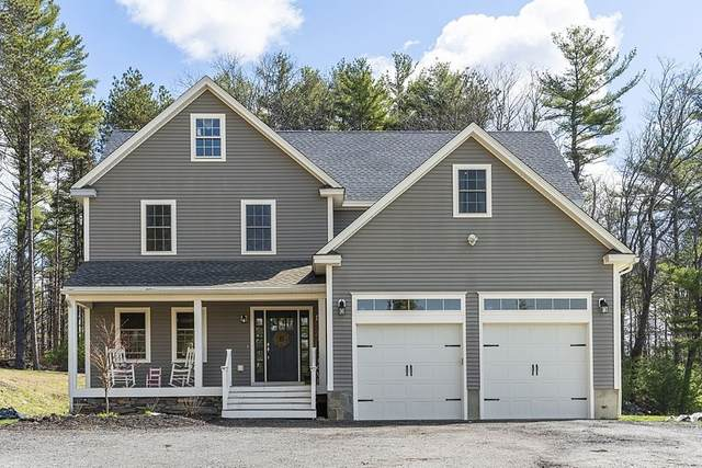20 E Rindge Rd, Ashburnham, MA 01430 (MLS #72819524) :: Welchman Real Estate Group