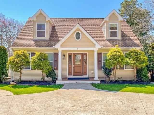 27 Connemara Cir, Barnstable, MA 02601 (MLS #72819578) :: Spectrum Real Estate Consultants