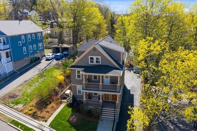 216 - 220 Newtonville Ave #216, Newton, MA 02458 (MLS #72819780) :: Cape Cod and Islands Beach Properties