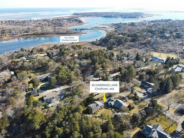 45 Hardings Ln, Chatham, MA 02633 (MLS #72819871) :: EXIT Realty