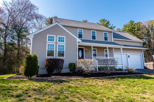108 Devon St, Taunton, MA 02780 (MLS #72819924) :: Welchman Real Estate Group