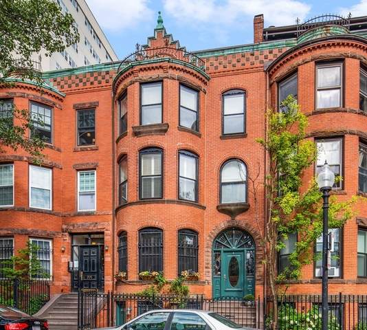 199 Saint Botolph St, Boston, MA 02115 (MLS #72819957) :: Charlesgate Realty Group