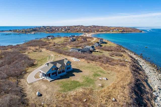 255 Blue Heron Drive, Gosnold, MA 02713 (MLS #72819958) :: Cape Cod and Islands Beach Properties