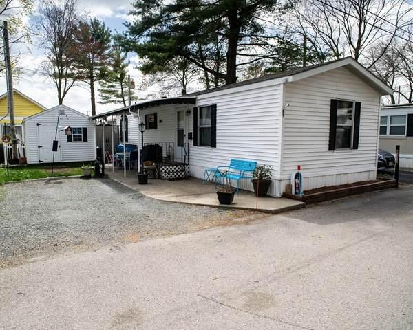 1346 Newport Ave B9, Attleboro, MA 02703 (MLS #72820170) :: Cape Cod and Islands Beach Properties