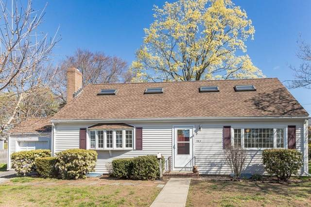483 William Street, Stoneham, MA 02180 (MLS #72820253) :: Welchman Real Estate Group