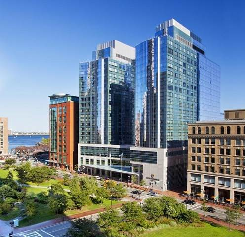 500 Atlantic Ave 15M, Boston, MA 02210 (MLS #72820284) :: Boylston Realty Group
