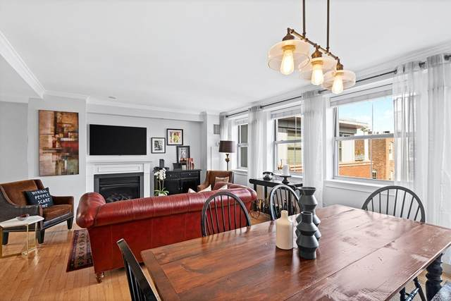 44 Prince St #508, Boston, MA 02113 (MLS #72820375) :: The Seyboth Team