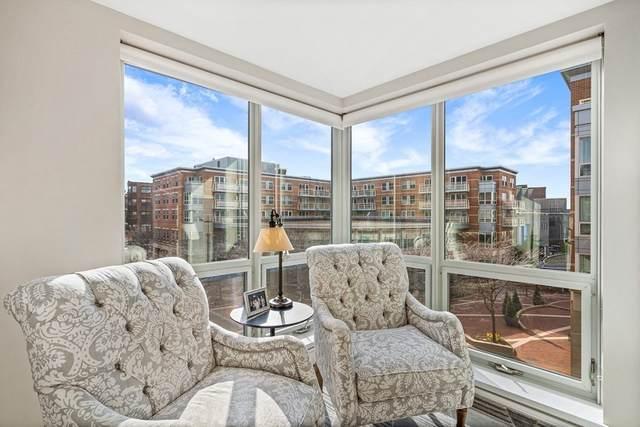 4 Battery Wharf #4402, Boston, MA 02109 (MLS #72820394) :: Westcott Properties