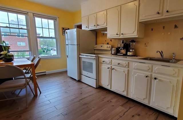 275 Neck St B3, Weymouth, MA 02191 (MLS #72820407) :: Cape Cod and Islands Beach Properties