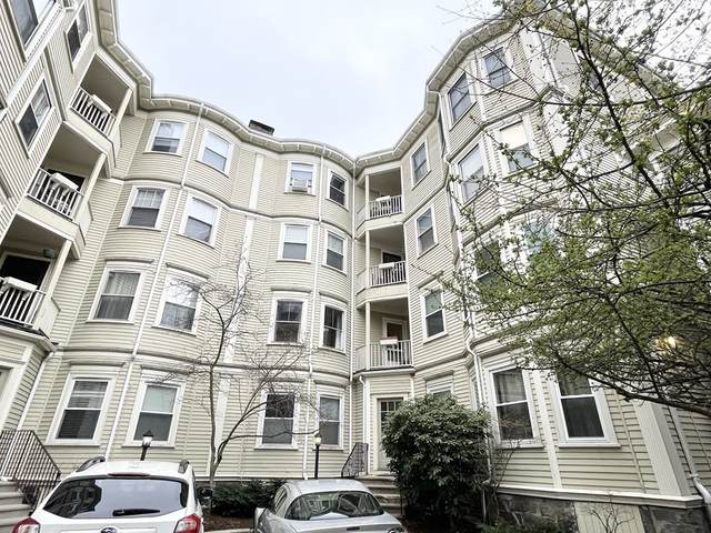 13 Linden St #1, Brookline, MA 02445 (MLS #72820410) :: Conway Cityside