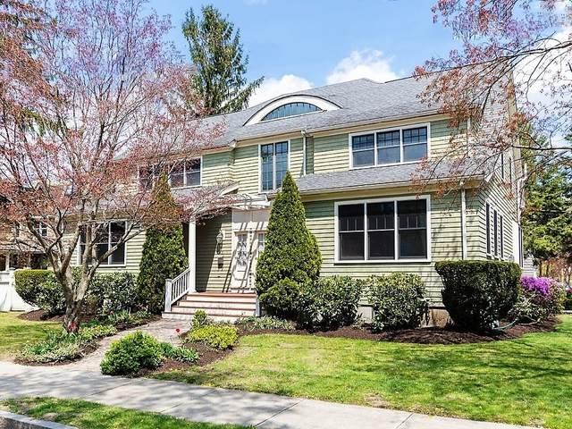 45 W Pine St, Newton, MA 02466 (MLS #72820498) :: Spectrum Real Estate Consultants