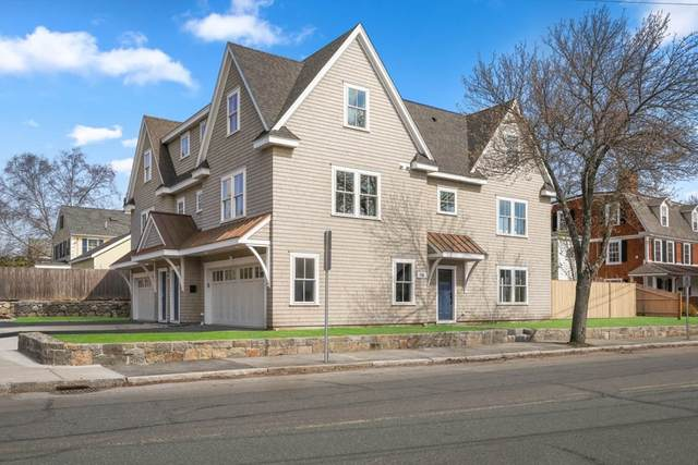 718 Hale St #1, Beverly, MA 01915 (MLS #72820537) :: DNA Realty Group