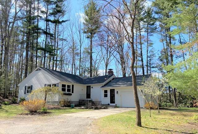 8 Harkness B, Pelham, MA 01002 (MLS #72820612) :: Zack Harwood Real Estate | Berkshire Hathaway HomeServices Warren Residential