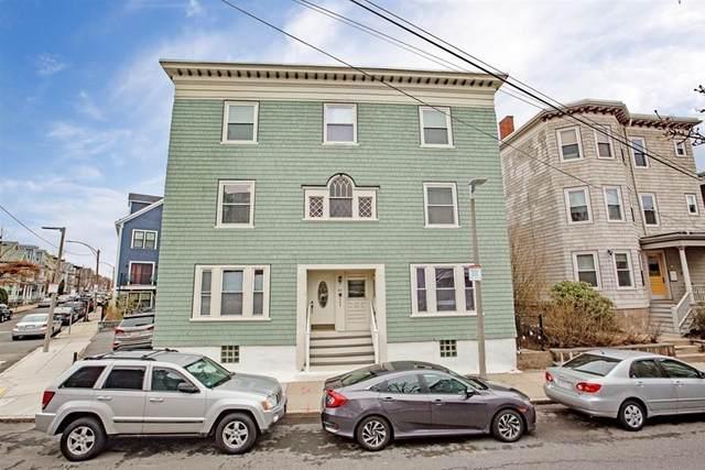 84 Roseclair St #3, Boston, MA 02125 (MLS #72820702) :: Charlesgate Realty Group