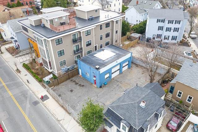 91 Prospect St, Somerville, MA 02143 (MLS #72820724) :: Cape Cod and Islands Beach Properties
