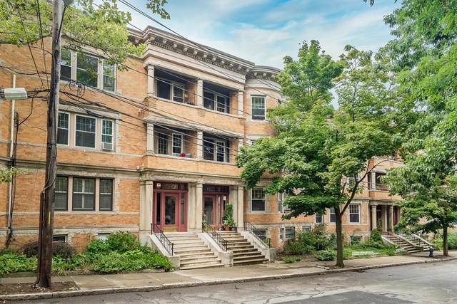 90 Naples Rd #1, Brookline, MA 02446 (MLS #72820874) :: Westcott Properties
