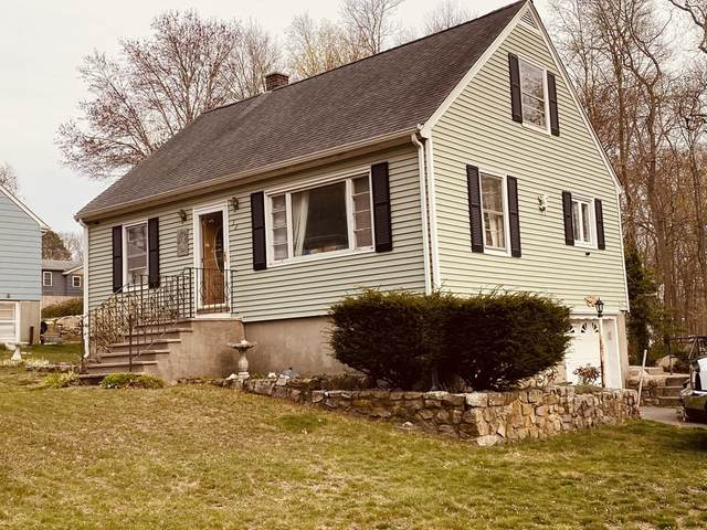 32 Pauline St, Westport, MA 02790 (MLS #72820941) :: Team Roso-RE/MAX Vantage