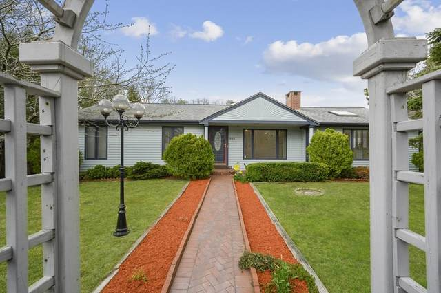 393 Pitchers Way, Barnstable, MA 02601 (MLS #72820953) :: Spectrum Real Estate Consultants