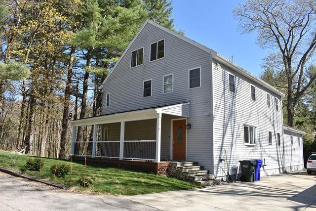 99 Old Town Rd, Hopkinton, MA 01748 (MLS #72821015) :: Welchman Real Estate Group
