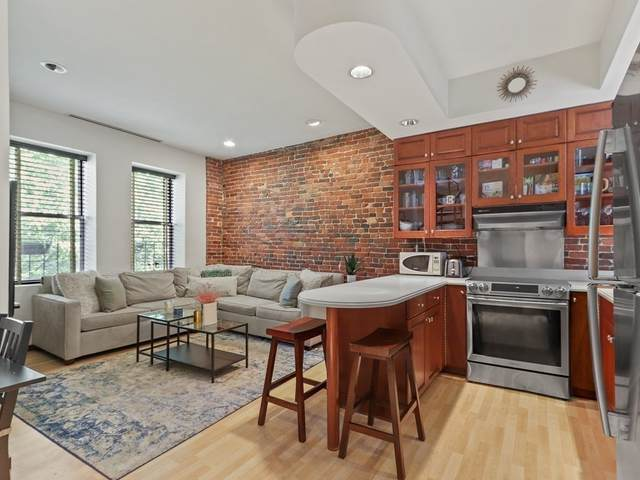 121 Salem St 4B, Boston, MA 02113 (MLS #72821063) :: Revolution Realty