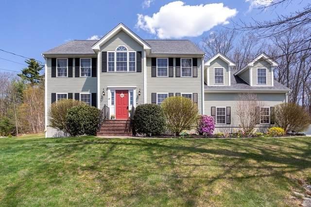 28 Highridge Road, Bellingham, MA 02019 (MLS #72821087) :: Welchman Real Estate Group