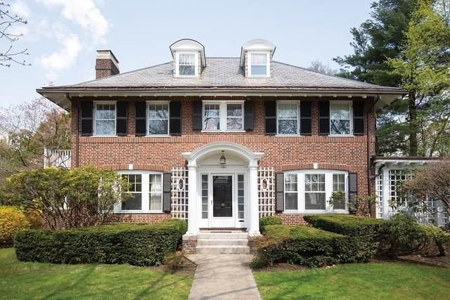 121 Salisbury Rd, Brookline, MA 02445 (MLS #72821127) :: Boston Area Home Click