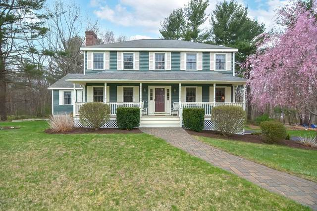 5 Lapham Court, Mendon, MA 01756 (MLS #72821220) :: Cape Cod and Islands Beach Properties