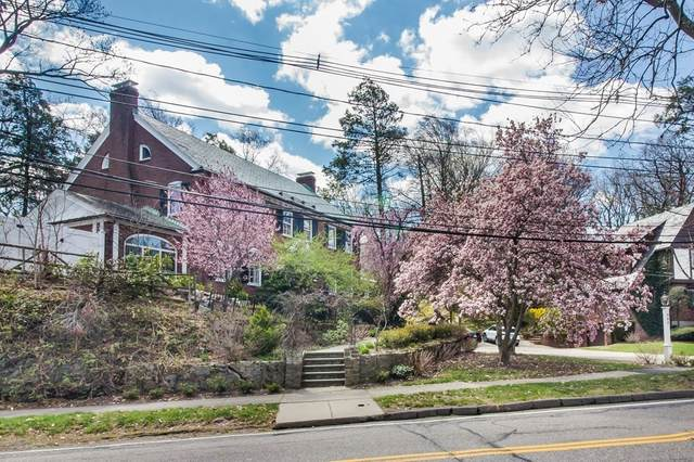 464 Newton St, Brookline, MA 02467 (MLS #72821276) :: Boston Area Home Click