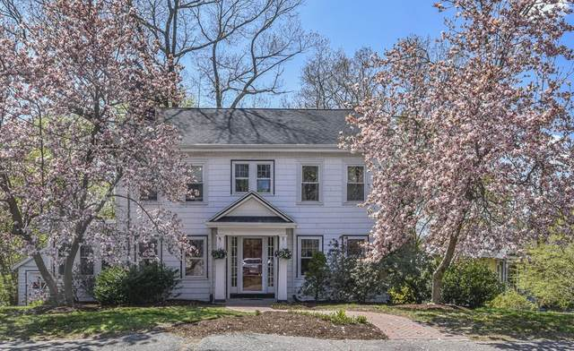 57 Circuit Road, Dedham, MA 02026 (MLS #72821355) :: Spectrum Real Estate Consultants