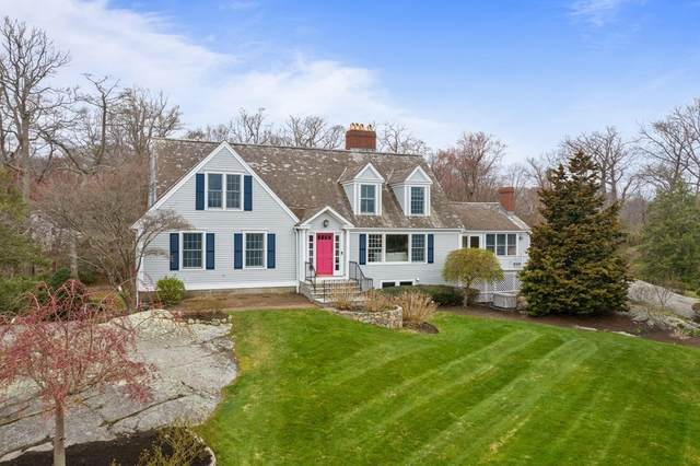 39 Deep Run, Cohasset, MA 02025 (MLS #72821378) :: Spectrum Real Estate Consultants