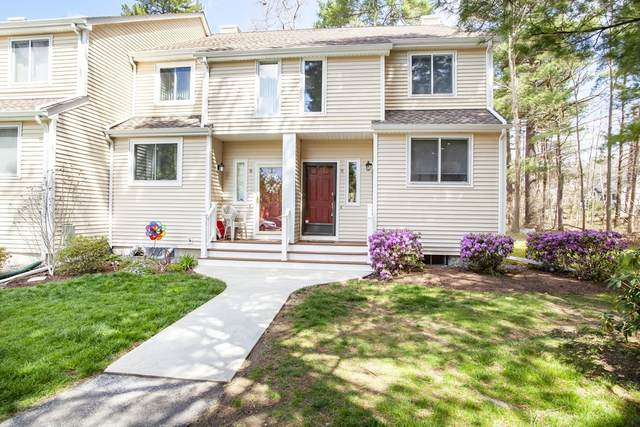 5 Gaslight Lane #5, Easton, MA 02356 (MLS #72821386) :: Welchman Real Estate Group