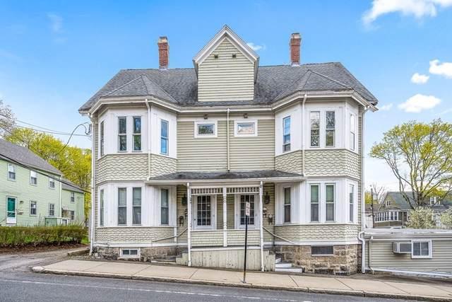 330 Elliot Street #2, Newton, MA 02464 (MLS #72821403) :: Welchman Real Estate Group