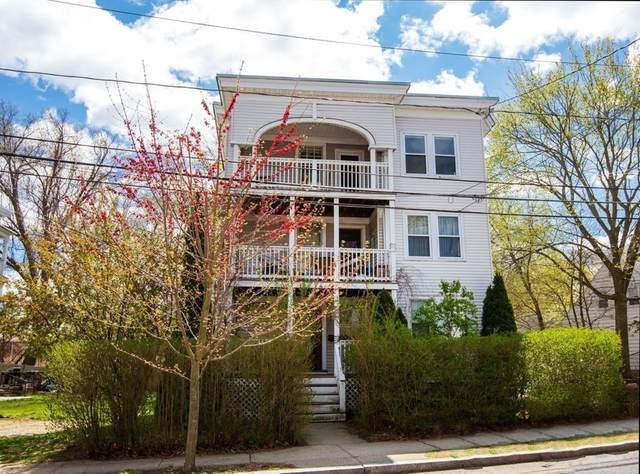 340 Linwood Ave #3, Newton, MA 02460 (MLS #72821678) :: Cape Cod and Islands Beach Properties