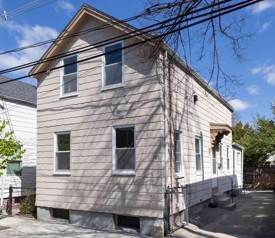 167 Spring Street, Cambridge, MA 02141 (MLS #72821726) :: Charlesgate Realty Group