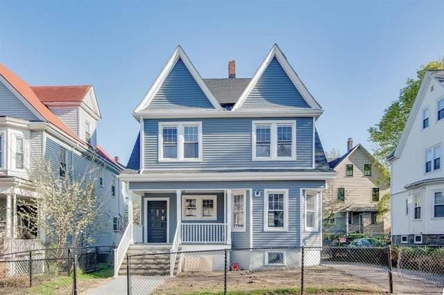 250 Park Street, Boston, MA 02124 (MLS #72821812) :: Charlesgate Realty Group
