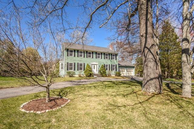 1 Grover Road, Ashland, MA 01721 (MLS #72821969) :: Welchman Real Estate Group