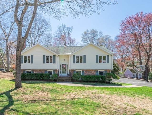 54 Flint Locke Ln, Medfield, MA 02052 (MLS #72821998) :: Welchman Real Estate Group