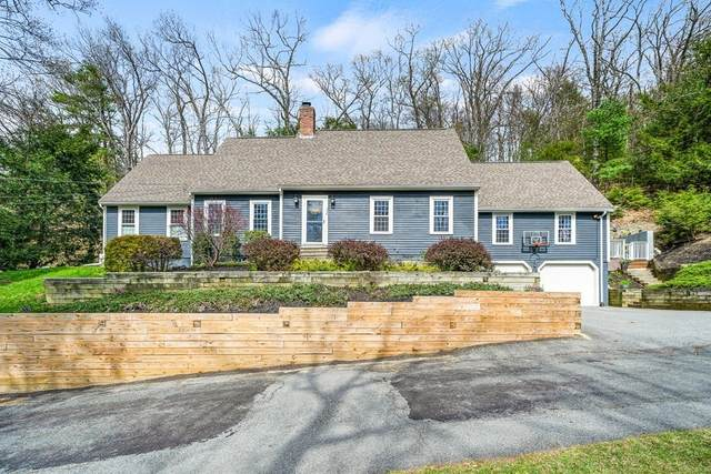 336 Chestnut Street, North Andover, MA 01845 (MLS #72822032) :: Welchman Real Estate Group