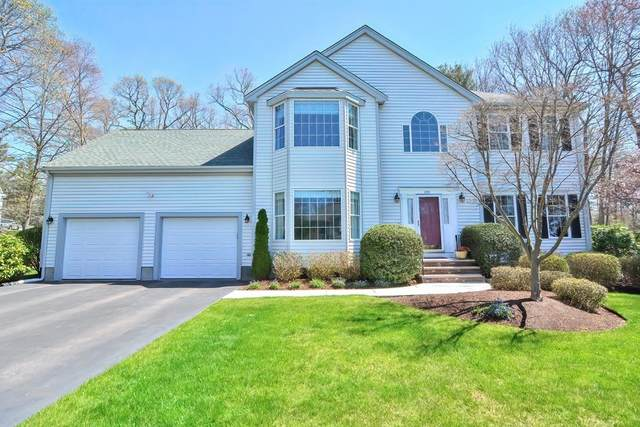 155 Chase Run, Stoughton, MA 02072 (MLS #72822036) :: Cape Cod and Islands Beach Properties
