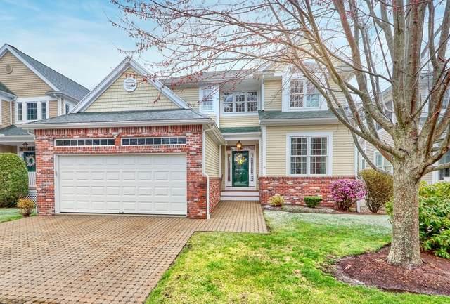 14 Rose Court Way #14, Walpole, MA 02032 (MLS #72822039) :: Spectrum Real Estate Consultants