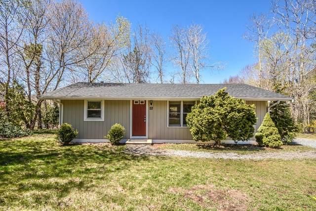 22 Jocelyn Ave, Plymouth, MA 02360 (MLS #72822147) :: Welchman Real Estate Group