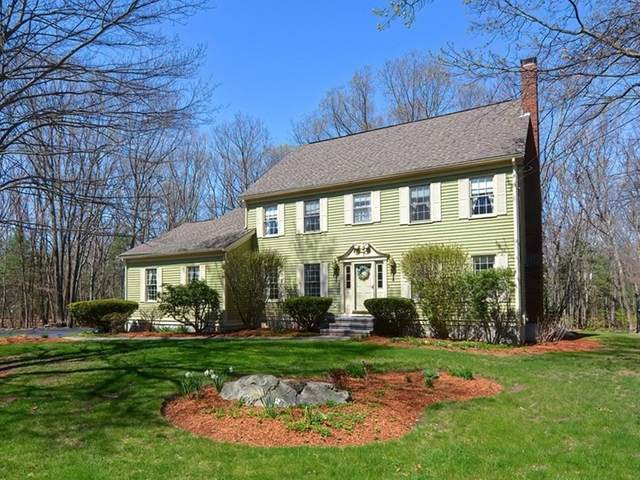 45 Jefferson Rd, Franklin, MA 02038 (MLS #72822227) :: Welchman Real Estate Group