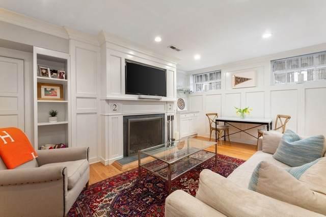22 River St #1, Boston, MA 02108 (MLS #72822302) :: Charlesgate Realty Group