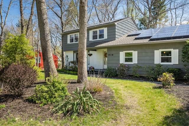 233 Bel Air Dr, Longmeadow, MA 01106 (MLS #72822468) :: NRG Real Estate Services, Inc.