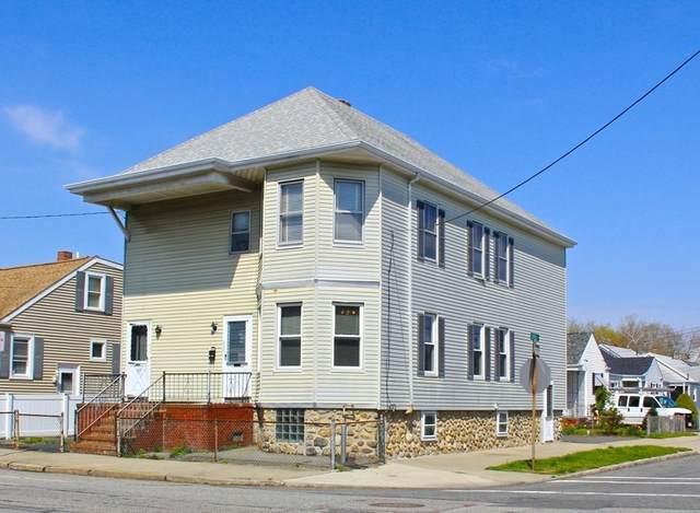 262 Church Street, New Bedford, MA 02745 (MLS #72822475) :: Cape Cod and Islands Beach Properties