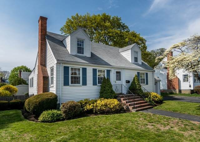 68 Whitman Rd, Waltham, MA 02453 (MLS #72822541) :: Spectrum Real Estate Consultants