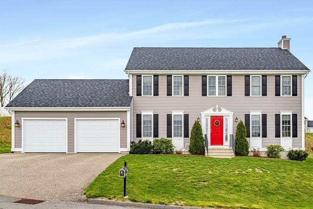 12 Amherst Dr, Auburn, MA 01501 (MLS #72822573) :: Welchman Real Estate Group