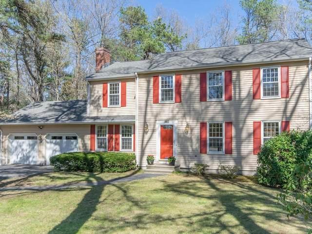 965 Frank Smith Rd, Longmeadow, MA 01106 (MLS #72822578) :: NRG Real Estate Services, Inc.