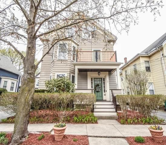 12 Red Rock Street, Lynn, MA 01902 (MLS #72822582) :: Spectrum Real Estate Consultants