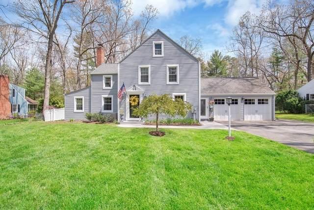 49 Hazardville Rd, Longmeadow, MA 01106 (MLS #72822640) :: NRG Real Estate Services, Inc.